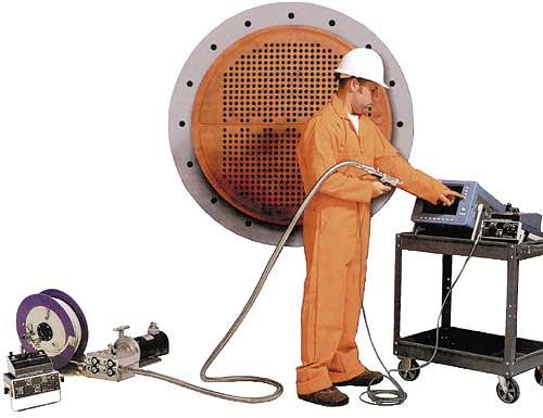Неразрушающий контроль теплообменников методика контроля теплообменник ридан 21