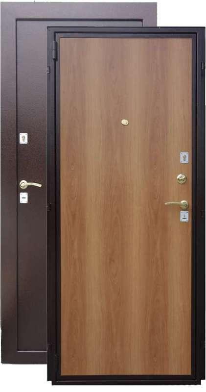 двери металлические бюджетная