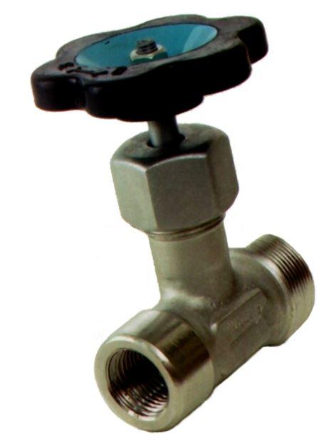 Клапан игольчатый 10с-6-2