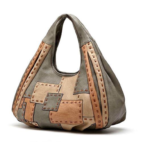 Из кожи сумка